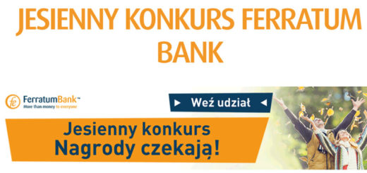Jesienny konkurs Ferratum Bank.