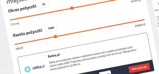 Pożyczki Pozabankowe online na Raty